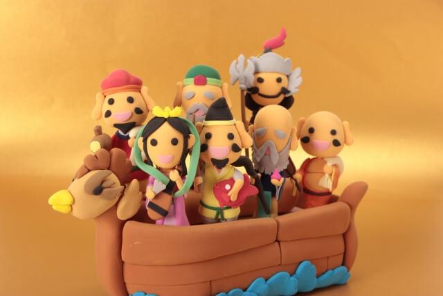 七福神のお人形